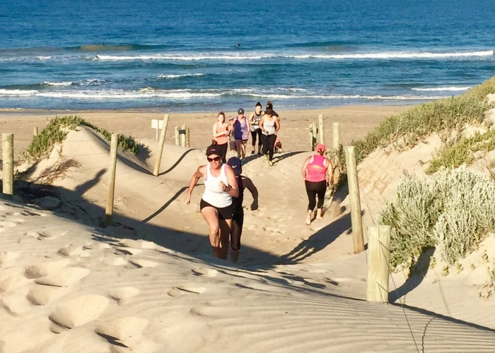 Fine Tune Fitness Secret Harbour - Dune running