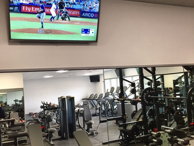 Fine Tune Fitness screens