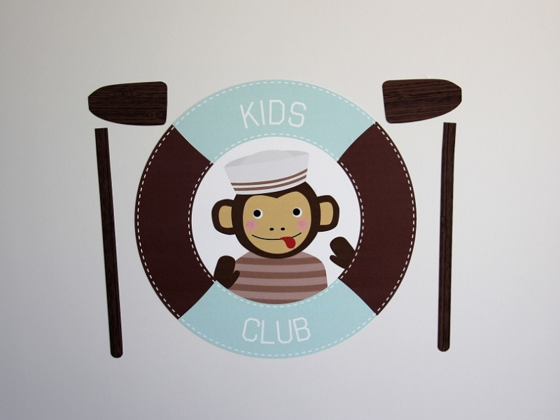 Fine Tune Fitness kids club creche